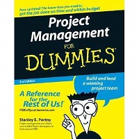 Project Management for Dummies by Stanley E. Portny PDF Download