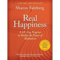 Real Happiness 10th Anniversary Edition by Sharon Salzberg