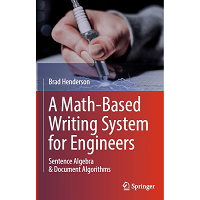 A Math-Based Writing System for Engineers by Brad Henderson PDF Download