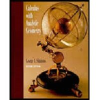 Calculus With Analytic Geometry by George Simmons PDF Download