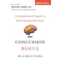 Concussion Rescue by Kabran Chapek PDF Download
