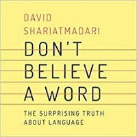 Don't Believe a Word by David Shariatmadari PDF Download