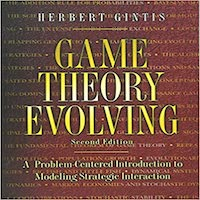 Game Theory Evolving by Herbert Gintis PDF Download
