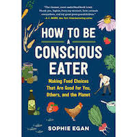 How to Be a Conscious Eater by Sophie Egan PDF Download