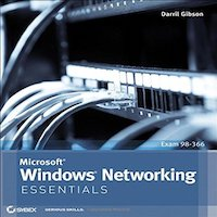 Microsoft Windows Networking Essentials by Darril Gibson PDF Download