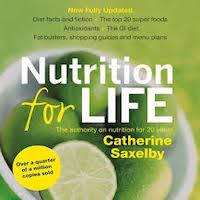 Nutrition for Life by Catherine Saxelby PDF Download