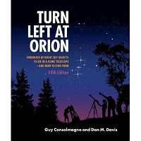 Turn Left at Orion by Guy Consolmagno PDF Download