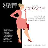Between Grit and Grace by Sasha K. Shillcutt PDF Download