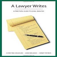 A Lawyer Writes by Christine Nero Coughlin PDF Download