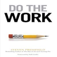 Do the Work by Steven Pressfield PDF Download
