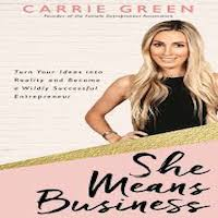 She Means Business by Carrie Green PDF Download