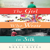 The Girl Who Wrote in Silk by Kelli Estes PDF Download