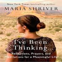 I've Been Thinking by Maria Shriver PDF Download