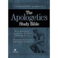 The Apologetics Study Bible by Ted Cabat PDF Download