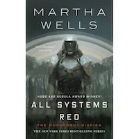 All Systems Red by Martha Wells PDF Download