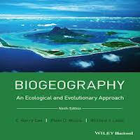 Biogeography by Christopher Barry Cox PDF Download
