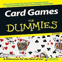Card Games For Dummies by Barry Rigal PDF Download