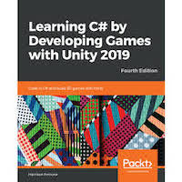 Learning C# by Developing Games with Unity 2019 by Harrison Ferrone PDF Download