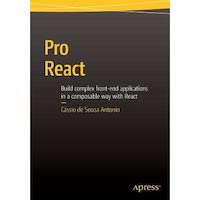 Pro React by Cassio de Sousa Antonio PDF Download