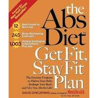 The Abs Diet Get Fit, Stay Fit Plan by David Zinczenko PDF Download