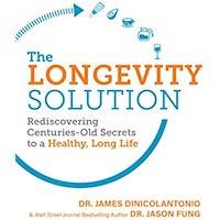The Longevity Solution by Dr. James DiNicolantonio PDF Download