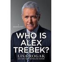 Who Is Alex Trebek by Lisa Rogak PDF Download