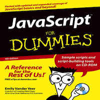 JavaScript For Dummies, Fourth Edition by Emily A. Vander Veer PDF Download