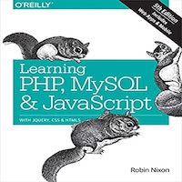 Learning PHP, MySQL & JavaScript, 5th Edition by Robin Nixon PDF Download