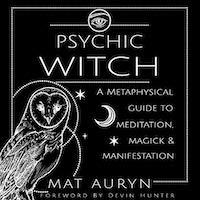 Psychic Witch by Mat Auryn PDF Download