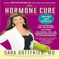 The Hormone Cure by Dr. Sara Gottfried PDF Download