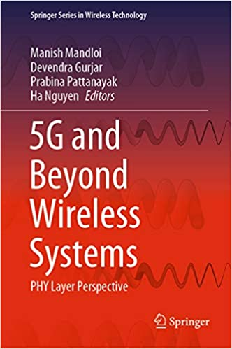 5 G and Beyond wireless systems by Manish Mandloi ePub