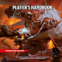 Player's Handbook (Dungeons & Dragons) by Wizard RPG Team