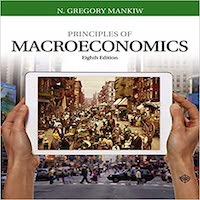 Principles of Macroeconomics 8th Edition by N.Gregory Mankiw