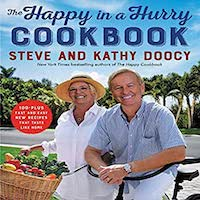 The Happy in a Hurry Cookbook by Steve Doocy
