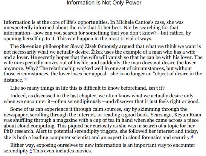The Serendipity Mindset by Christian Busch PDF