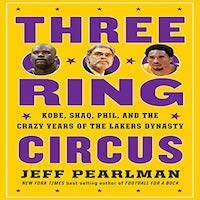 Three-Ring Circus by Jeff pearlman