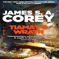 Tiamat's Wrath by James S. A. Corey and Jefferson Mays