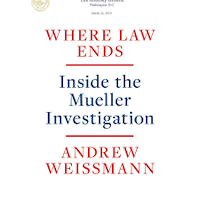Where Law Ends by Andrew Weissmann