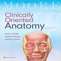 Clinically Oriented Anatomy by Keith L. Moore