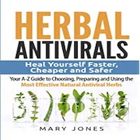 Herbal Antivirals by Mary Jones