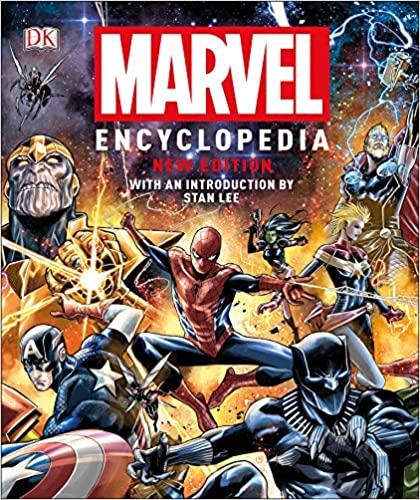 Marvel Encyclopedia New Edition by Stan Lee pdf