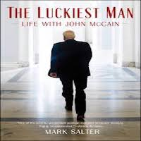 The Luckiest Man by Mark Salter