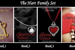 The Hart Family Series by Ella Fox