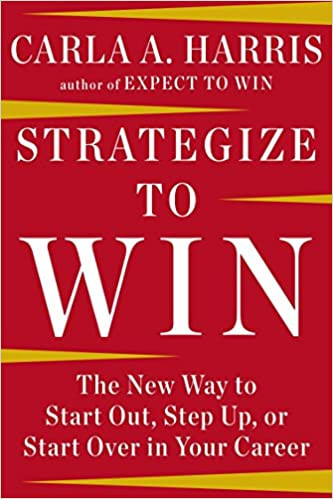 Strategize to Win by Carla A Harris PDF Download