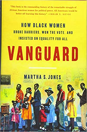 Vanguard by Martha S. Jones PDF Download
