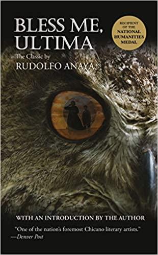 Bless Me, Ultima by Rudolfo Anaya pdf