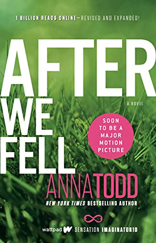 After We Fell by Anna Todd PDF