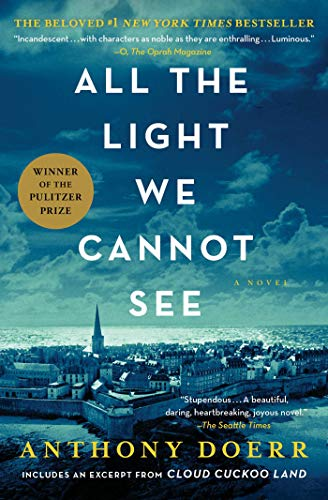 All the Light We Cannot See A Novel by Anthony Doerr PDF
