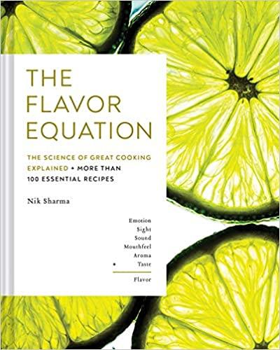 The Flavor Equation by Nik Sharma PDF