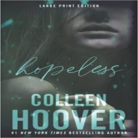 Hopeless by Colleen Hoover PDF